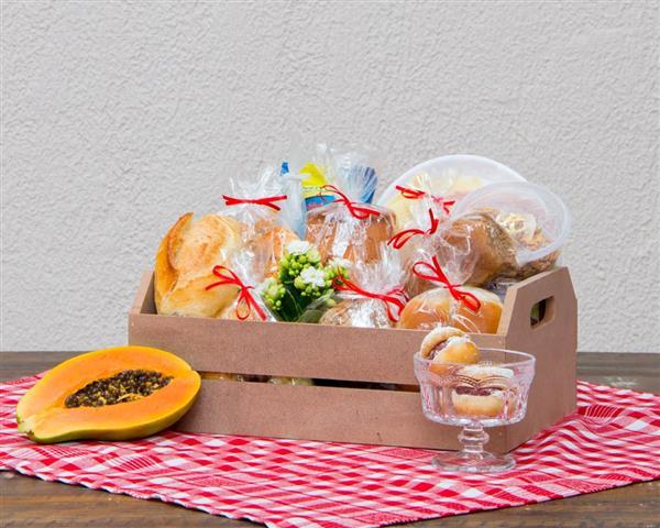 cesta-café da manhã