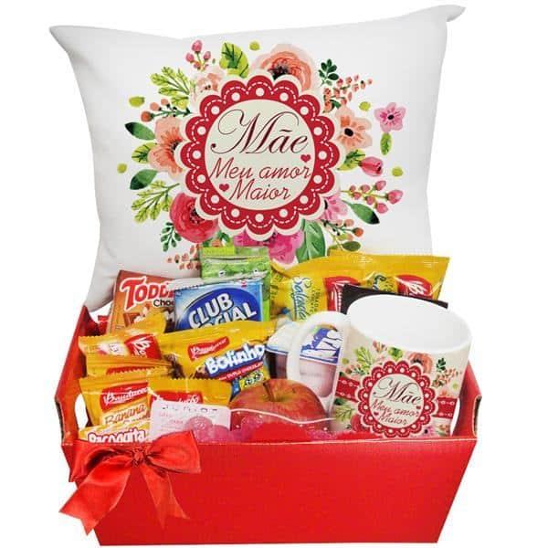 cesta especial para mães