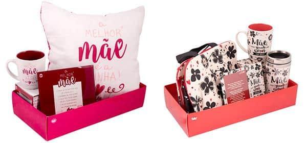 cesta personalizada para dia das mães