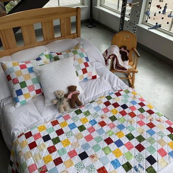 colcha de cama infantil