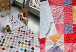 modelos colchas de patchwork