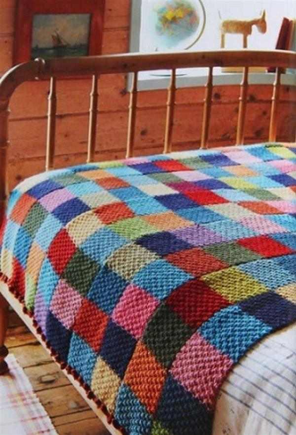colcha-de-croche-colorida-de-quadrados