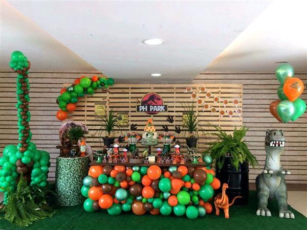 decoracao-festa-dinossauro