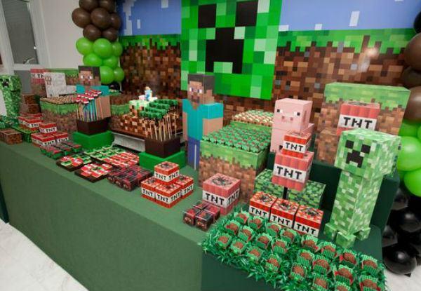 festa-minecraft quadrados