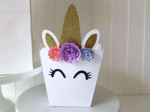 unicornio cachepot