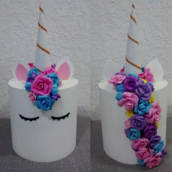 unicornio de eva