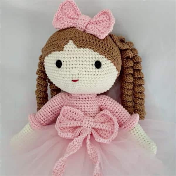 Boneca-sofia-amigurumi