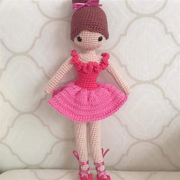 Boneca de crochê: Ideias com amigurumi - Récem casados | 600x600