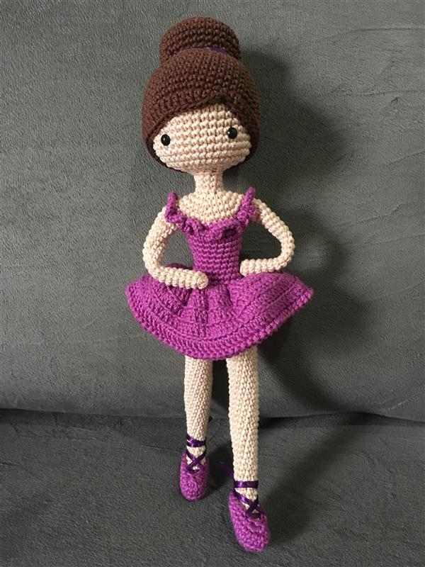 boneca-bailarina-amigurumi-bailarina