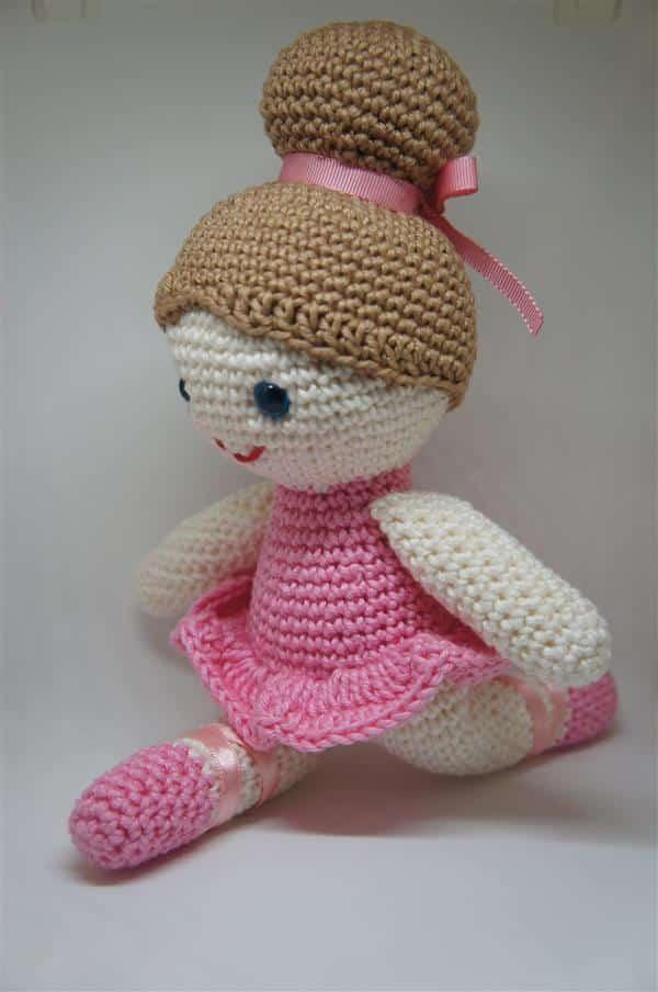 Dicas de como fazer cabelos de bonecas de crochê | Cabelo de ... | 904x600