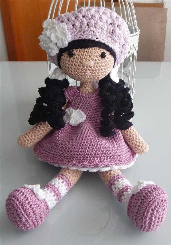 boneca-de-croche-amigurumi-tamanho grande