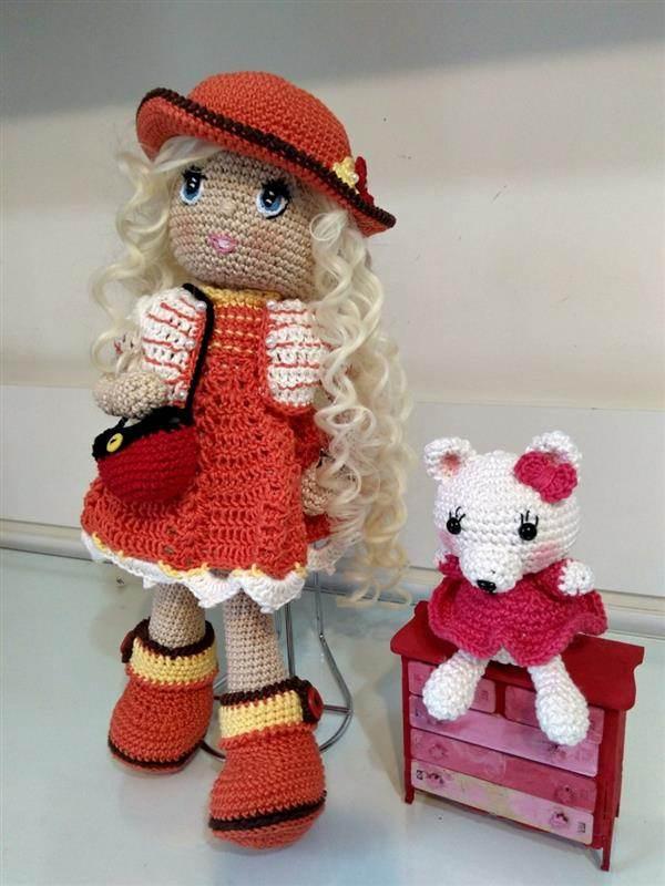boneca loira