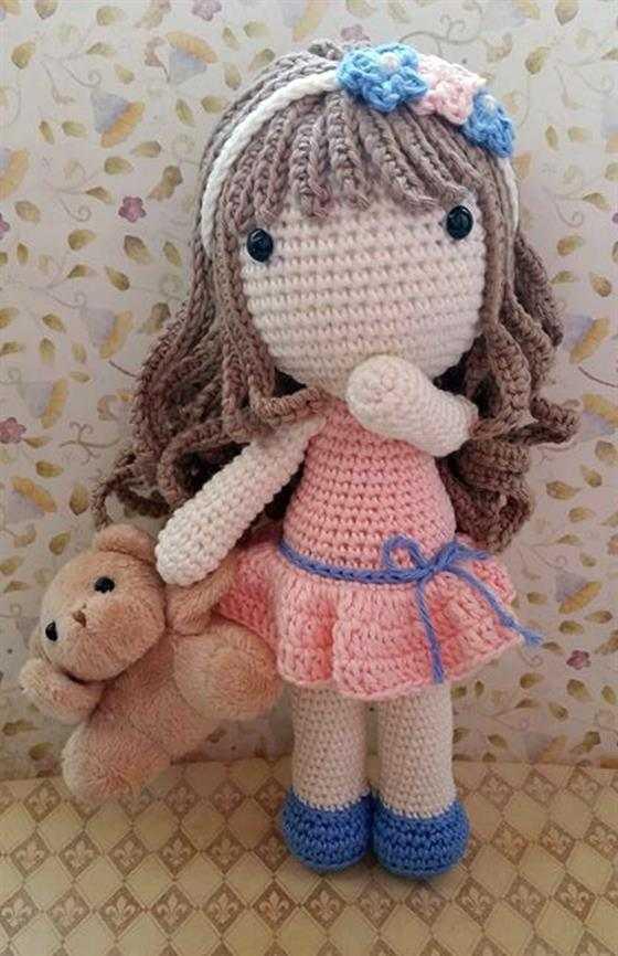 boneca-nina-amigurumi-menina