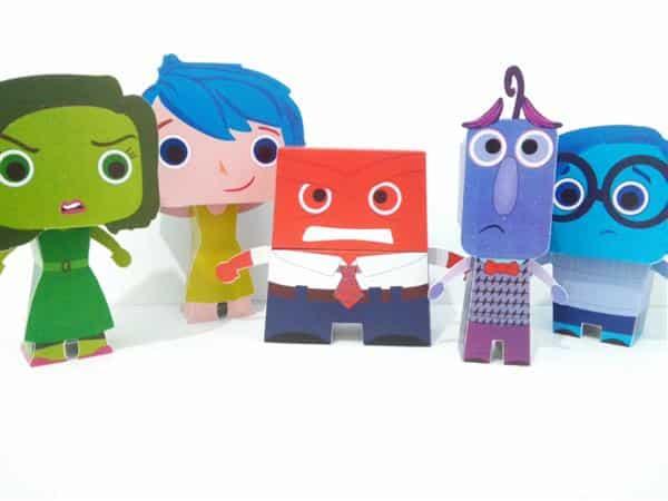 brinquedos de papel infantil