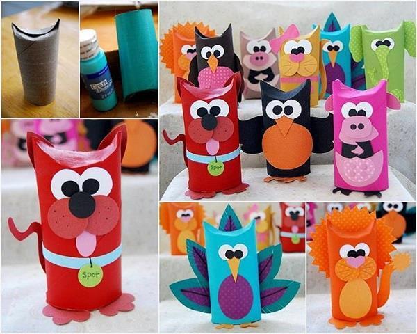 brinquedos-rolos-de-papel-animais