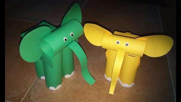 brinqueos de cartolina