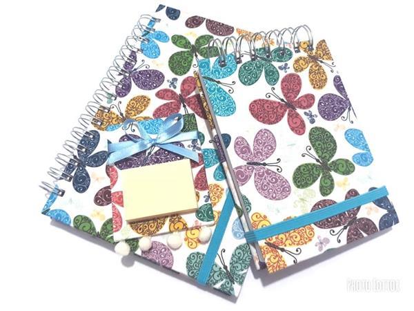 cadernos decorados dia das mães