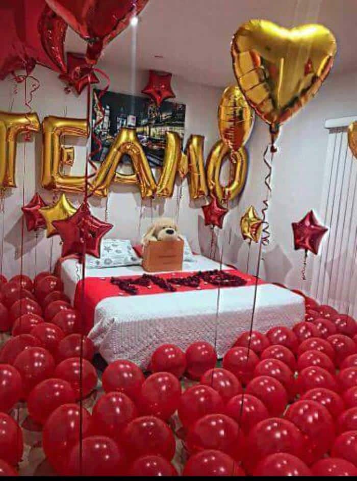decoração para quarto