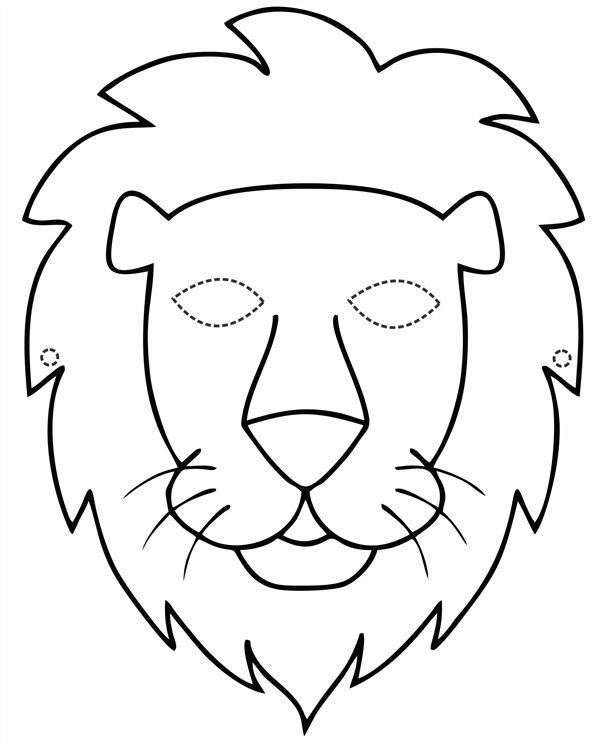 mascarão rosto leão