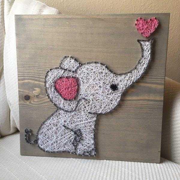 quadro elefantinho