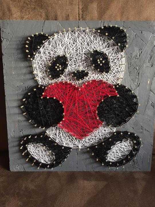 quadro ursinho