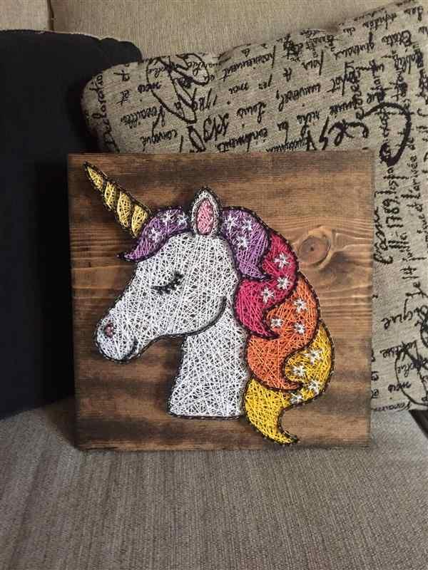 quadro unicornio