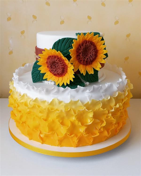 Decoraç u00e3o de girassol como fazer e muitas ideias Artesanato Passo a Passo! # Decoração De Girassol Para Aniversario