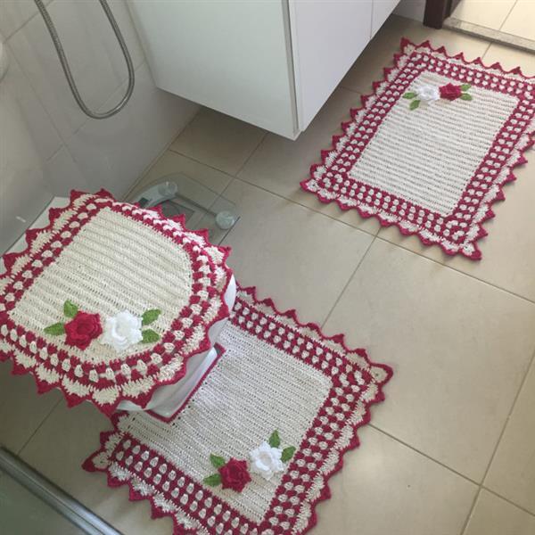 jogo-de-banheiro-de-croche-flor