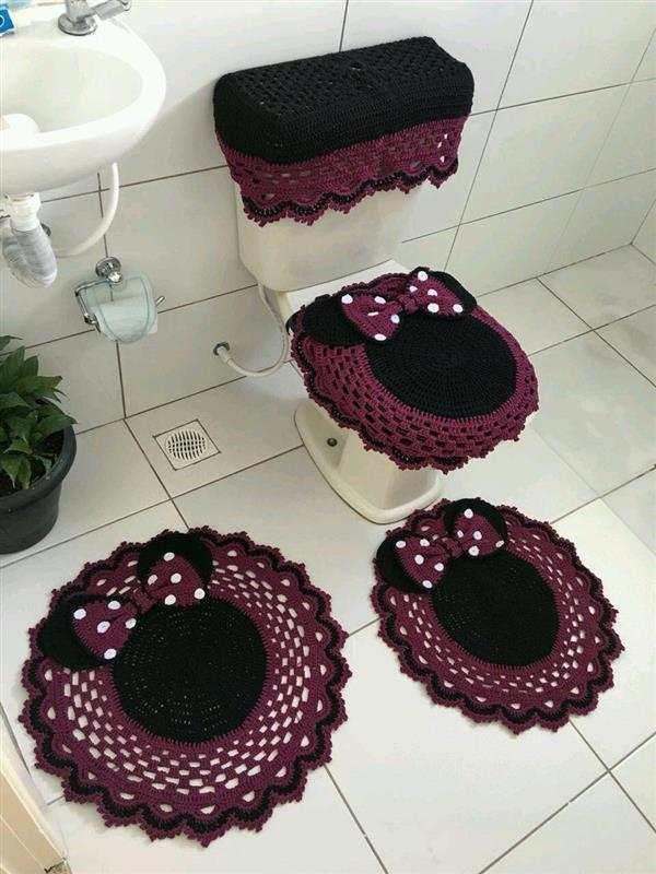 jogo-de-banheiro-minnie-em-croche-4-pecas-elegante