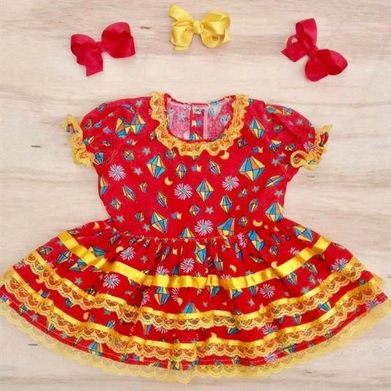 vestido-de-festa-junina-tamanho-1-e-2-festa-junina