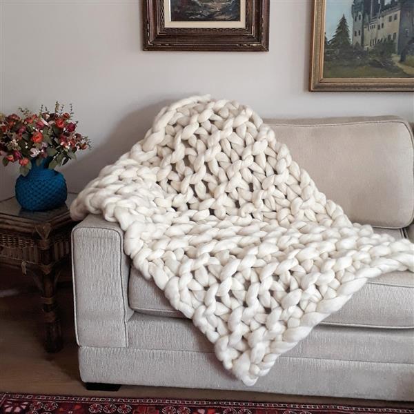 capa de sofa trico gigante