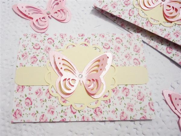 convite-jardim-encantado com borboletas