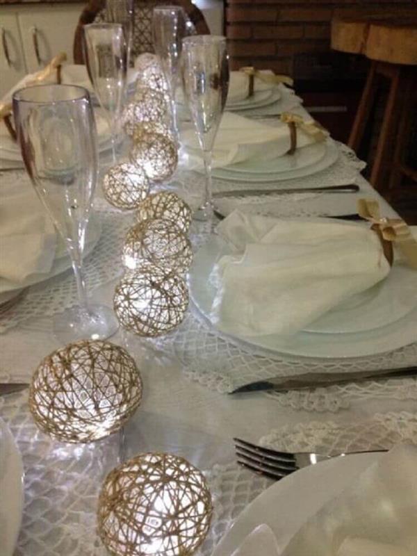 decoração-de-mesa-com-luminária-de-barbante