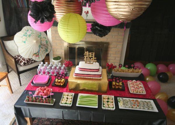festa japonesa surpresa