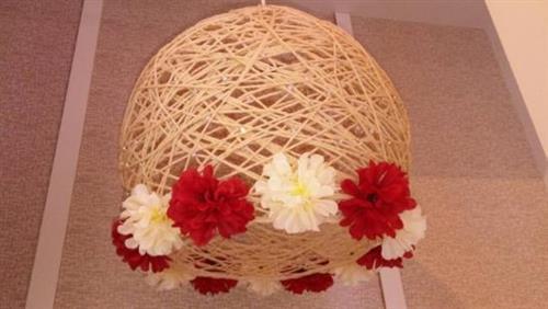 flores esfera