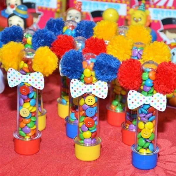 tubete festa circo