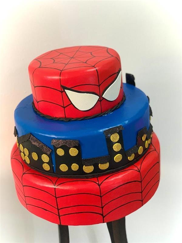 bolo-fake-homem-aranha