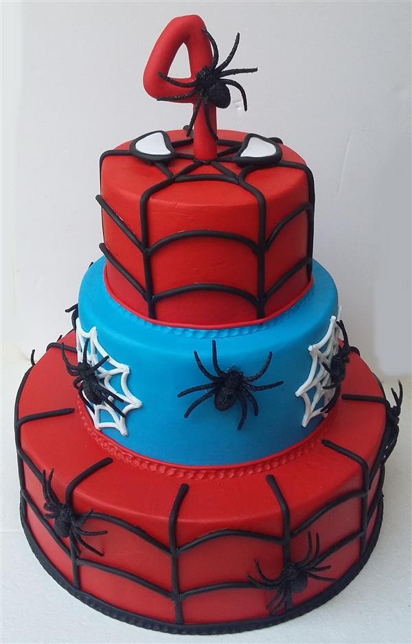 bolo-homem-aranha-homem-aranha