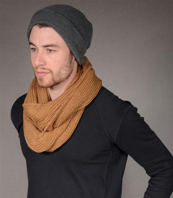 cachecol-gola-trico masculino