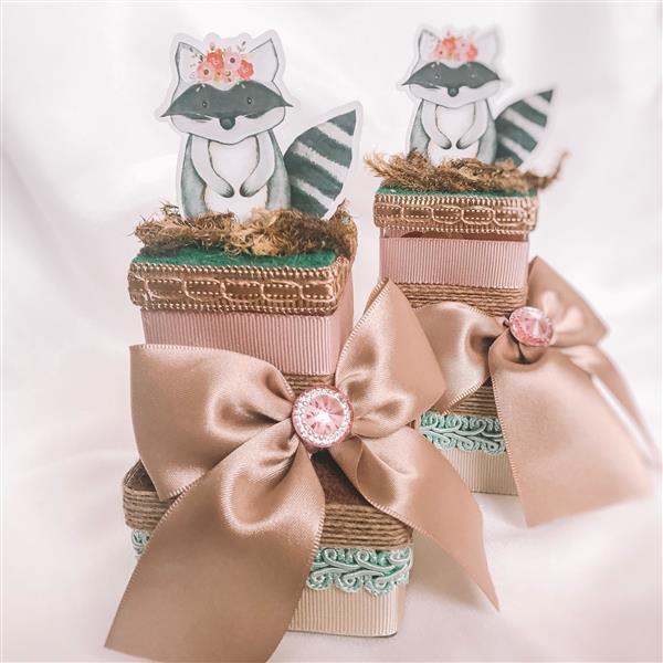 caixa acrlica luxo