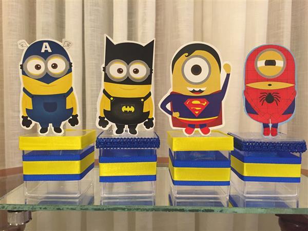 caixinhas-minions-super-herois-decoracao
