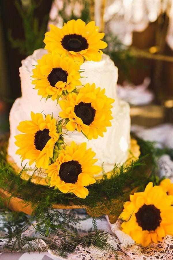 decoracao-de-casamento-com-girassois