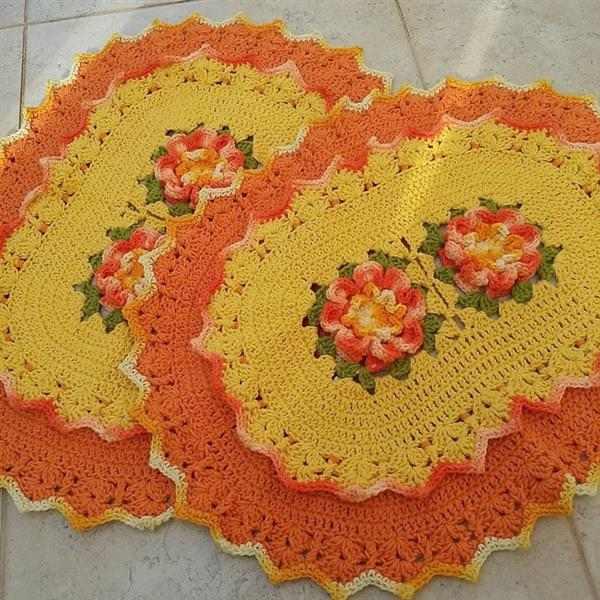 flor-de-croche-jogo de tapete