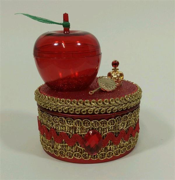 lembranca-luxo-branca-de-neve com maçã