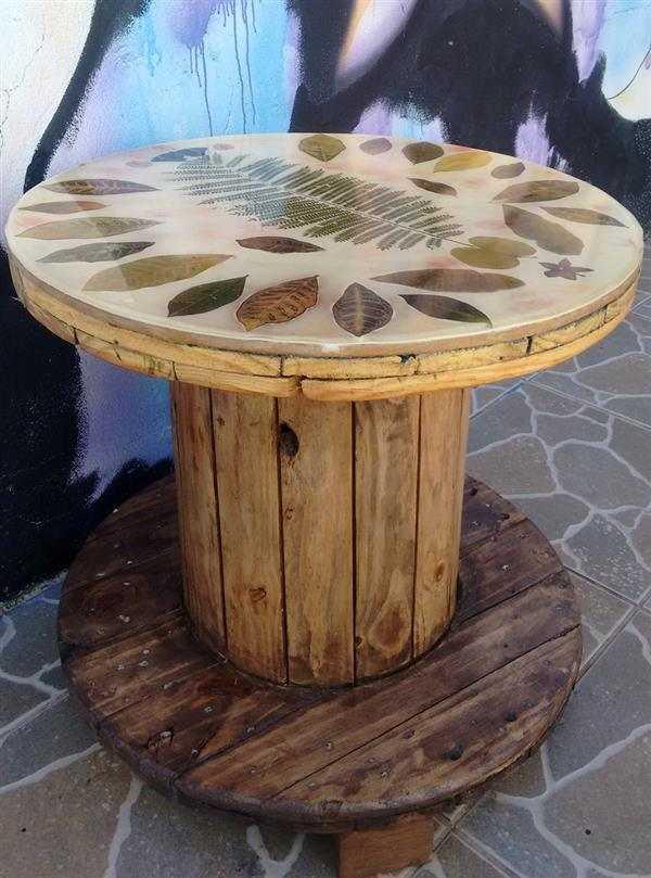 mesa-rustica-carretel