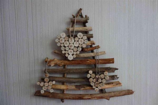 arvore-natal troncos