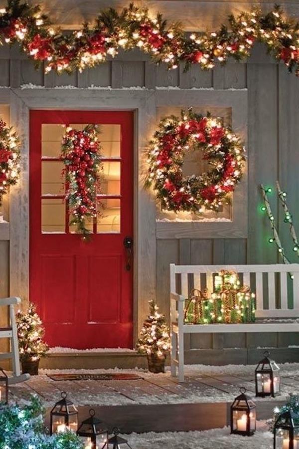 decoracao-externa-de-natal-para-casas-ideias-simples-e-criativas-