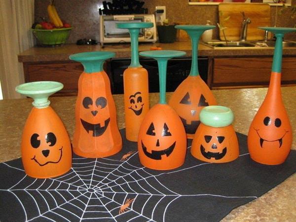 decoracao-halloween-taças