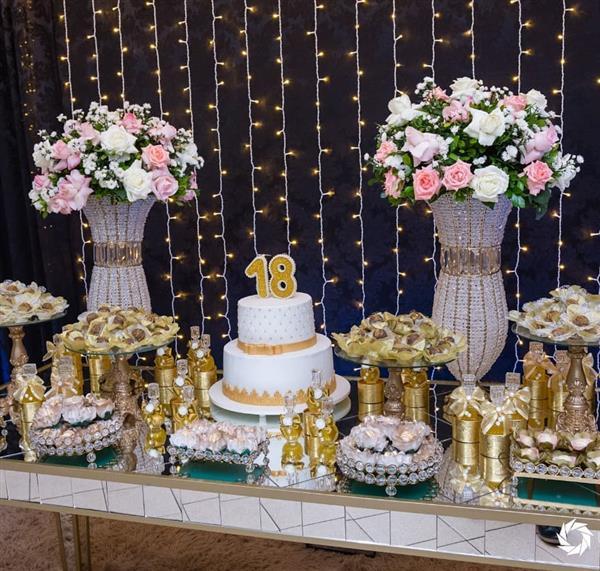 Festa De 18 Anos Decoração Lembrancinhas Artesanato
