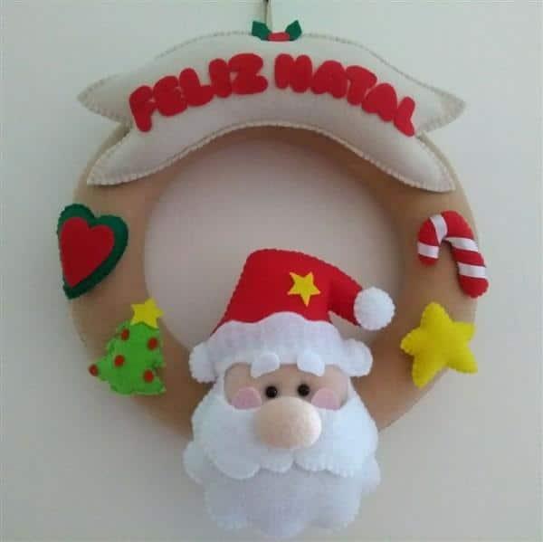 guirlanda feliz natal